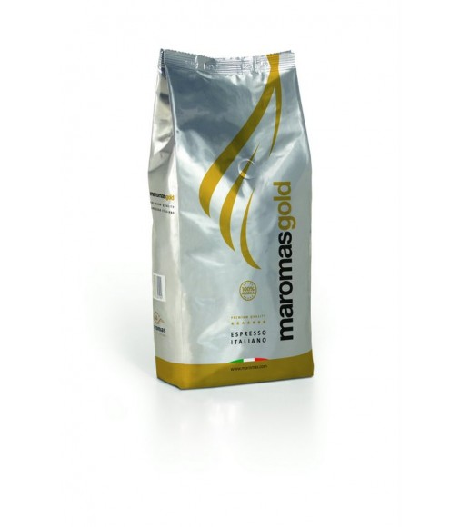Maromas Gold Private, 1kg 100% arabica koffiebonen.