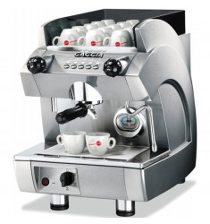 Gaggia GD ONE, ziilver
